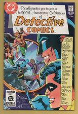 Detective Comics #500 DC Comics 1981 J. Kubert, Simonson, Infantino NM