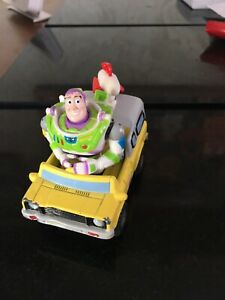 Disney Toy Story Diecast Pizza Planet Vehicle Buzz Lightyear Collectors