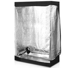 """48""""x24""""x72"""" Mylar Indoor Grow Tent Room Reflective Hydroponic Garden Growing"""