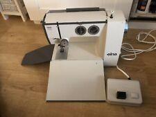 ELNA LOTUS ZZ COMPACT SEWING MACHINE