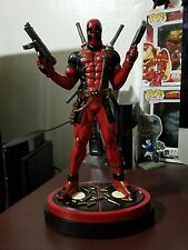 BOWEN DESIGNS DEADPOOL MUSEUM X-MEN STATUE ERIC SOSA X-FORCE NIB!