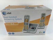 AT&T EL52210 2-Handset Cordless Answering System with Caller ID/Call Waiting NEW