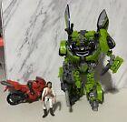 Autobot Skids Arcee Mikaela Banes Complete Human Alliance ROTF Transformers