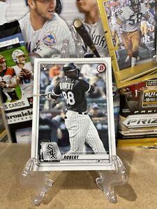 Luis Robert Bowman Rookie Card Chicago White Sox ⚾️⚾️ Baseball Card