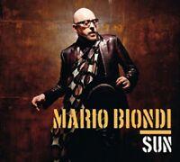 MARIO BIONDI - SUN  CD  15 TRACKS TRADITIONAL JAZZ  NEU