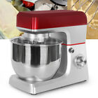 Electric Countertop Mixer 1200W 6 Speed Kitchen Food Beater Kneading Machine 7L