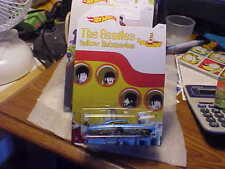 Hot Wheels Fish'D N Chip'D The Beatles Yellow Submarine