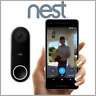 Nest Hello Video Doorbell Wifi Security Camera Brand New With Warranty