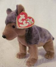 """Ty Beanie Baby """"SARGE"""" -  6th generation swing tag, 9th generation tush tag 2000"""