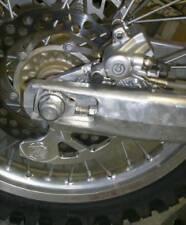 FLATLAND RACING WRAP AROUND REAR DISC GUARD KTM 2003 250 450 SX 13-10