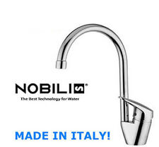 MISCELATORE RUBINETTO LAVELLO NOBILI SERIE ITALIA CROMATO (12784)