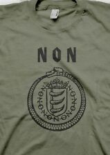 NON / Boyd Rice - Osaka SHIRT #M Death In June Psychic TV Throbbing Gristle NEW