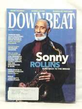DOWNBEAT MAGAZINE SONNY ROLLINS EDDIE PALMIERI RARE '05