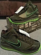 DS RARE NIKE AIR MAX LEBRON VII 7 SAMPLE PE WTL I BET YOU NEVER SAW THESE BEFORE