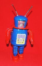 Robot en tole X-27 EXPLORER. Hauteur 24 cm. Origine Chine. MS 398