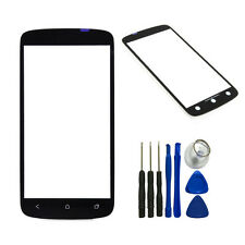 Front Screen Glass Outer Lens Replacement Part For HTC One S New