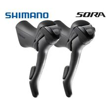 SCHWARZ SHIMANO SORA ST-3500 DUAL CONTROL SCHALTBREMSHEBEL LINKS 2 FACH