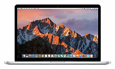 "Apple MacBook Pro 15"" Laptop , 256GB - MJLQ2D/A - (Juni, 2017, Silber)"