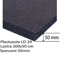 RIVESTIMENTO INTERNO PLASTOZOTE LD29  SPESSORE 50MM FOGLIO 200X50 CM