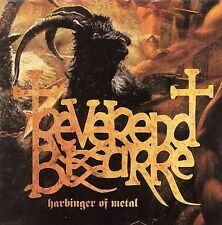 "Reverend Bizzarre - Harbinger Of Metal (CD) ""Sealed"""