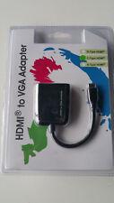 Hdmi to VGA Adapter Maplin