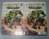 THE INCREDIBLE HULK 709  STAN LEE VARIANT DON'T MISS THIS!!