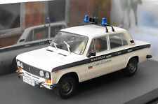 VAZ 2106 GOLDENEYE JAMES BOND 007 UNIVERSAL HOBBIES FABBRI 1/43 LADA URSS CCCP