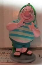 DISNEY MR SMEE -PETER PAN CHRISTMAS ORNAMENTS  NEW LOOSE EXCLUSIVE 3 ""