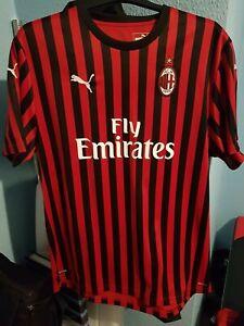 Original PUMA AC Milan Trikot 2019/2020 Größe XXL