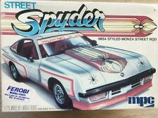 Model kit 1978 Chevrolet Monza Spyder. MPC original.
