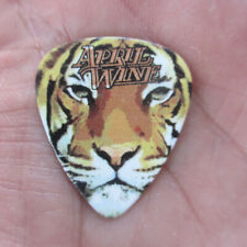 April Wine (1980s Classic Heavy Rock Band) Collectors Guitar Pick - Tiger Face
