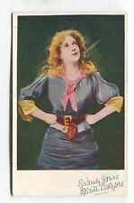 Marion Wakeford, actress - old postcard