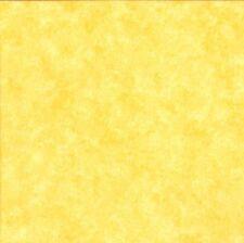 Faux-uni topaze ambré 45*55 cm Q57 Coupon Tissu Patchwork Makower Spraytime