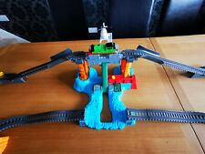 Trackmaster Thomas & Friends Revolutions Percy & Harolds High-Flying Rescue Set