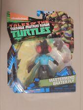 Tales of the Ninja Turtles Mastermind Baxter Fly Repaint Figure 2017 Nickelodeon