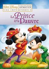 Le Prince et le pauvre DVD NEUF SOUS BLISTER