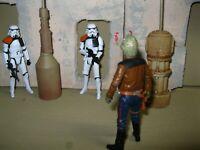 Star Wars Award Winning Custom Cast Vaporator Towers Diorama Parts Free Shipping