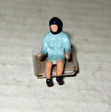 Dinky Toy 114 Triumph Spitfire Woman Driver, Painted & Plastic