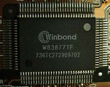 WINBOND W83877TF QFP100 I/O chip disk drive adapter