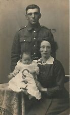 soldier Pte S Hardy unknown County regiment with family wife baby from Kent ?
