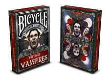 Bicycle Playing Cards - Vintage Vampires