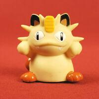 """Vintage 1999 Pokemon Meowth Slider 1.5"""" Oddzon Nintendo Figure"""