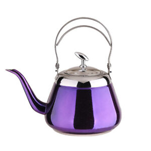Stainless Steel Kettle Whistle Teapot Electromagnetic Oven Gas Stove Kettle