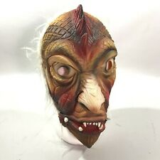 Topstone Vintage Creepy Ugly Monster Mask Halloween Scary