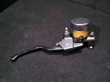 BMW K1300GT Front brake master and lever