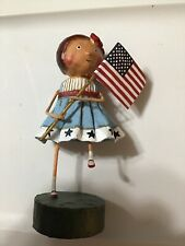 Lori Mitchell By  ESC 4th of July Betsy Ross 5.5""
