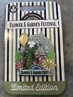Disney 2020 Flower And Garden Remy Ratatouille Topiary LE Pin