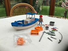 Playmobil Small Fishing Boat (5131)