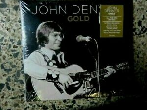 NEW ; JOHN DENVER - 'GOLD' 3 x CD DIGIPAK. ONLY RELEASED IN 2020. EXCEPTIONAL.