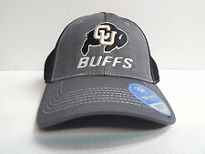 best service d74b6 8fe2b Colorado Buffalos Cap TOW Upright Stretch Memory Fit Fitted Hat NCAA